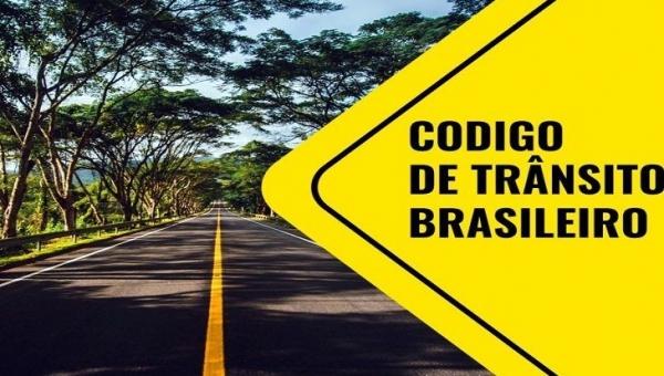 CTB – Código de Transito Brasileiro Para Concurseiros