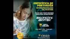 Específica de Português para Concursos Públicos